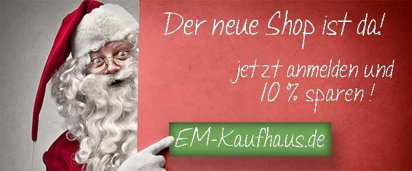 EM Kaufhaus Slider
